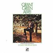 Grant Geen-1970-Alive!(Blue Note)/jazz/funk fusion